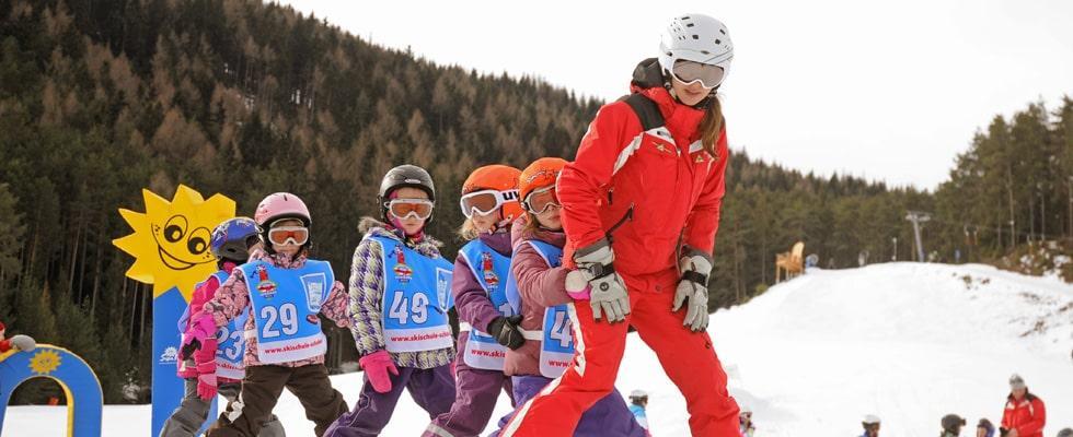 Cours de ski Enfants dès 5 ans - Premier cours