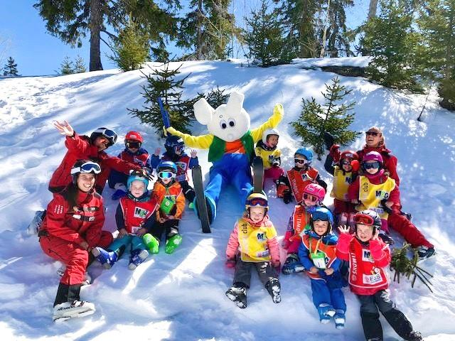 "Cours de ski Enfants ""Bibi Club"" (3-4 ans)"