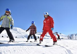 Kids Ski Lessons (5-17 years) - First Timer Package