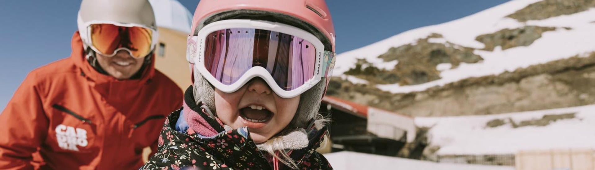Kids Ski Lessons (3½ - 4 years) - First Timer