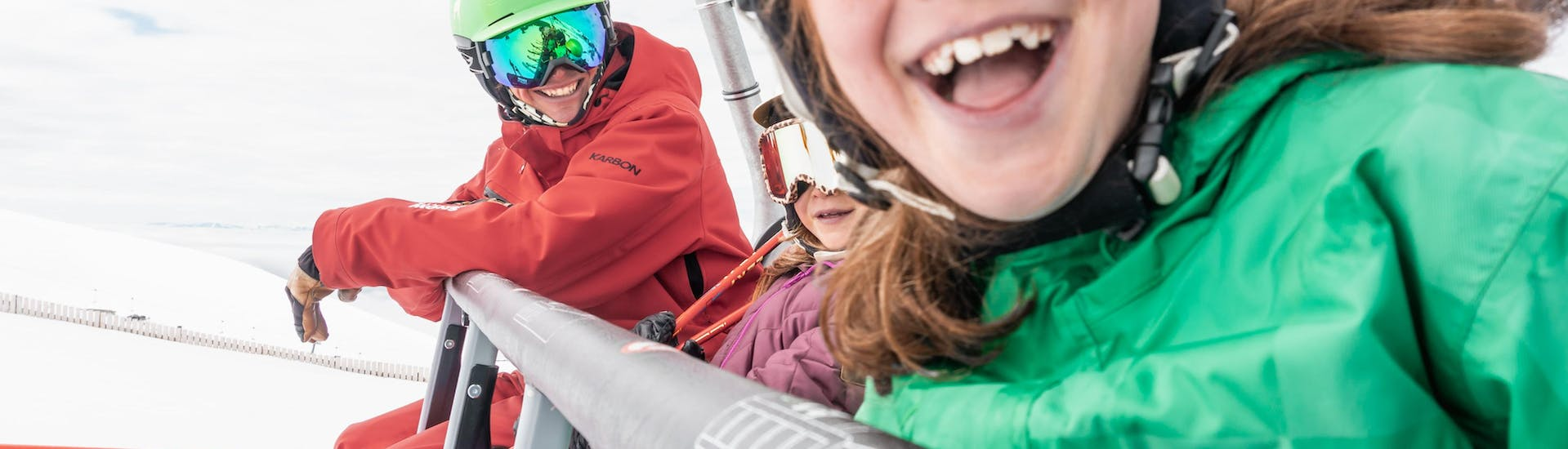 Private Ski Lessons for Kids - With Transfer
