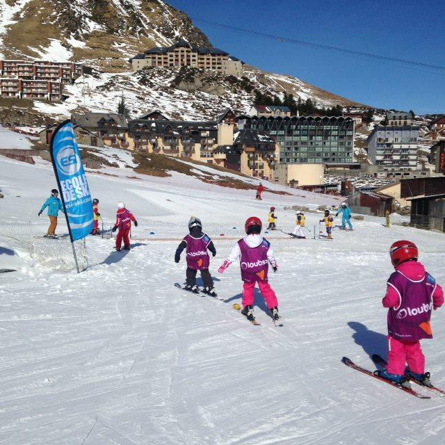 """Cours de ski pour Enfants """"Club Mont et Souris"""" (3-4 ans)"""