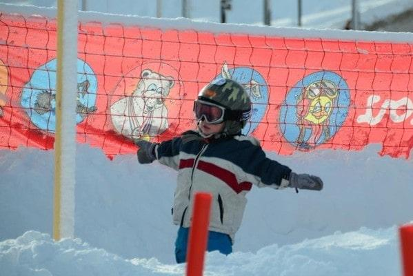 """Cours de ski Enfants """"Club Piou-Piou"""" (dès 2½ ans) - A-midi"""