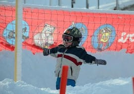 """Kids Ski Lessons """"Club Piou-Piou"""" (from 2½ y.) - Afternoon"""