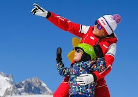 "Kids Ski Lessons ""Club Piou-Piou"" (from 5 years) - February"