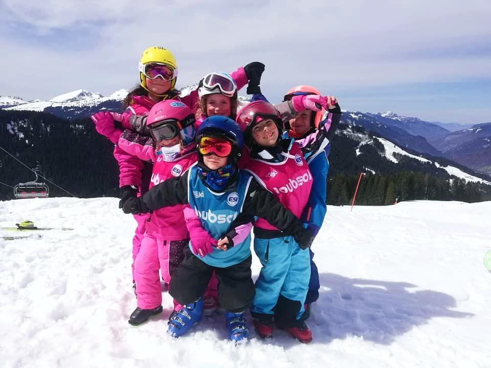 Premier Cours de ski Enfants (5-13 ans) - Matin