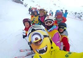 Skilessen voor kinderen vanaf 4 jaar voor alle niveaus met Scuola Sci 2000 Selva