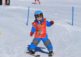 Kids Ski Lessons (3-15 y.) for Beginners - Half-Day