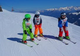 Kids Ski Lessons (5-13 y.) for Beginners
