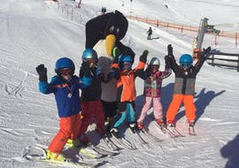 Kids Ski Lessons (3.5-14 y.) for Beginners