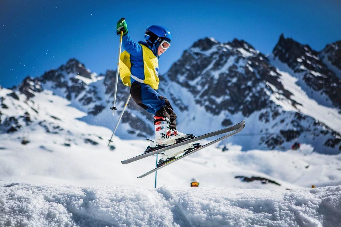 Cours de ski Enfants (6-12 ans) pour Expérimentés