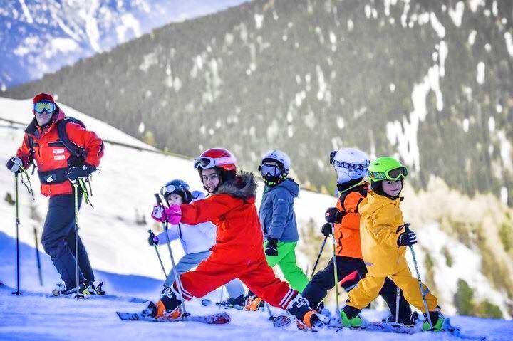 Cours de ski Enfants dès 3 ans pour Tous niveaux