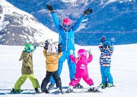 Kids Ski Fun - Lunch & Ski Guiding Afternoon