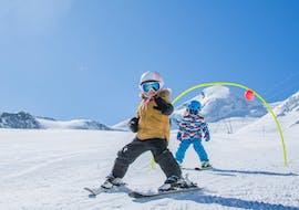 Cours de ski Enfants dès 4 ans pour Tous niveaux avec ESKIMOS Ski & Snowboard School  Saas-Fee