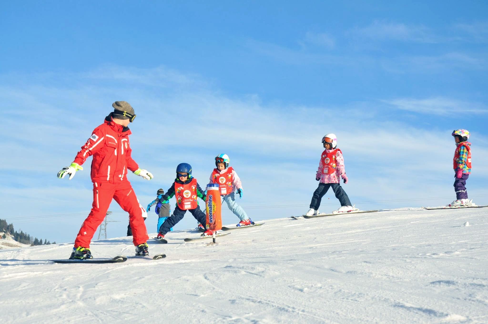 Cours de ski Enfants (dès 4 ans) pour Débutants