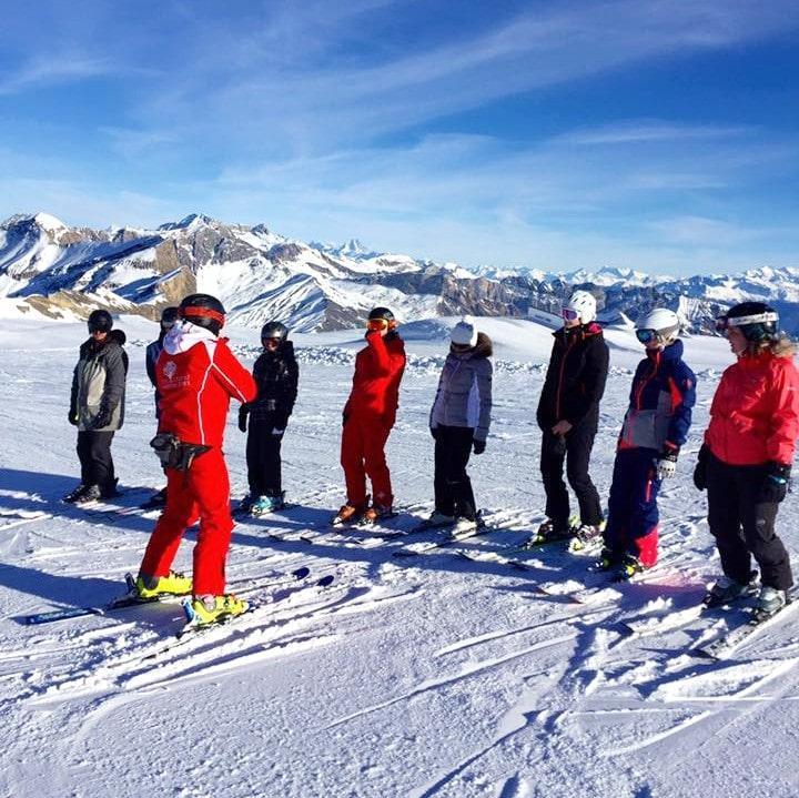 Cours de ski Enfants (dès 6 ans) pour Skieurs expérimentés