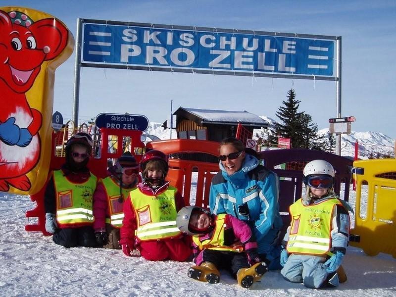 Skilessen voor kinderen (vanaf 6 jaar) - Gevorderden