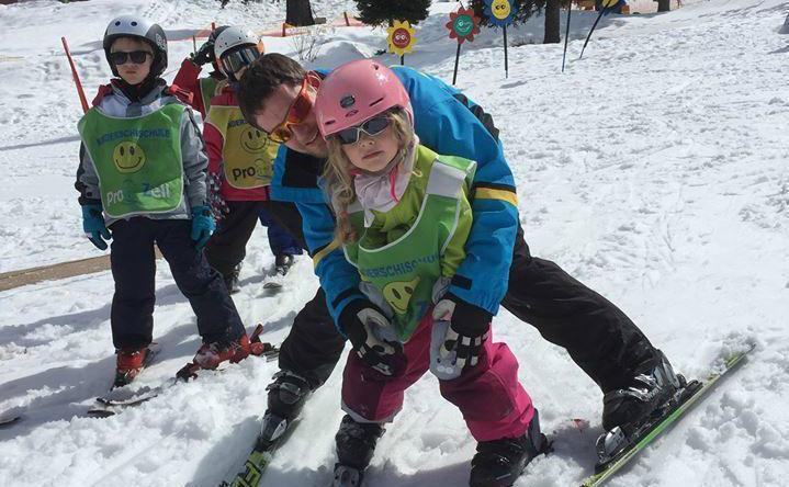 Skilessen voor kinderen (vanaf 6 jaar) - Beginners