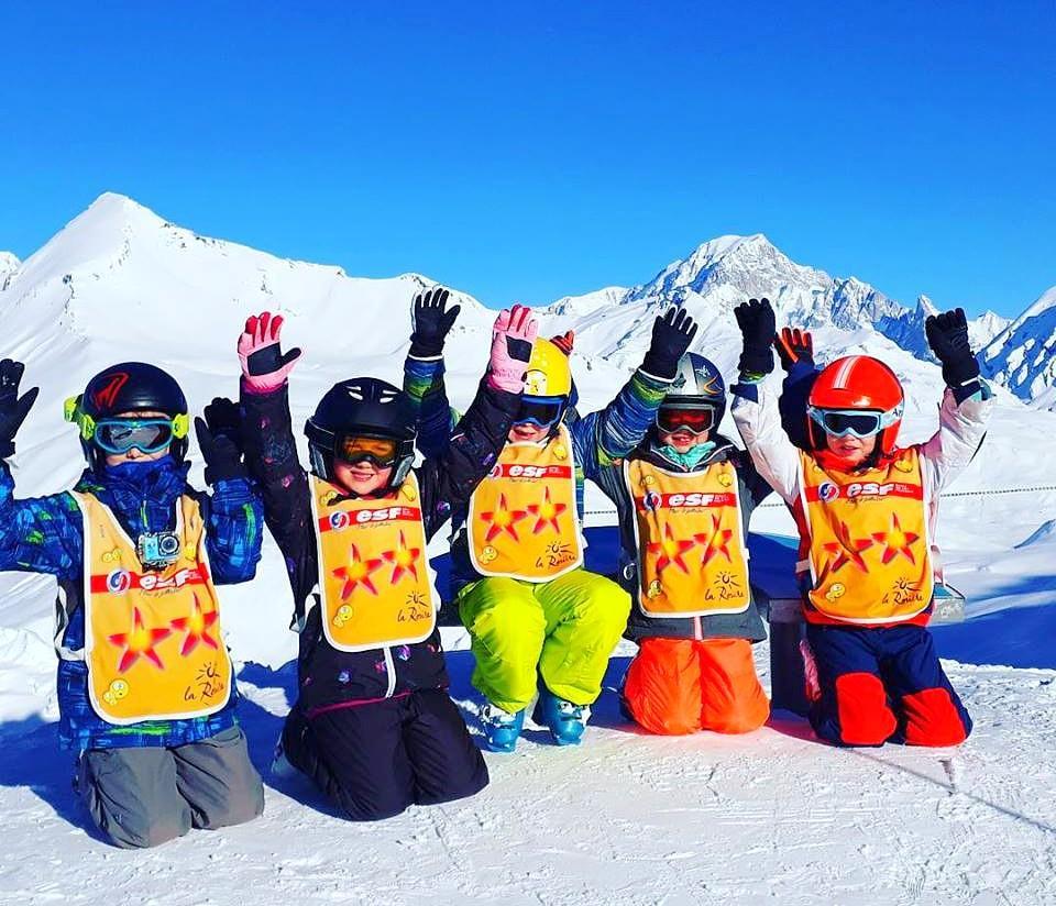 Cours de ski Enfants (3-13 ans) - Saison - Après-midi