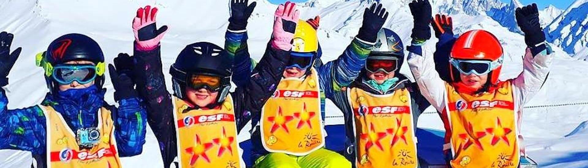 Kids Ski Lessons (3-13 years) - Mid Season - Afternoon