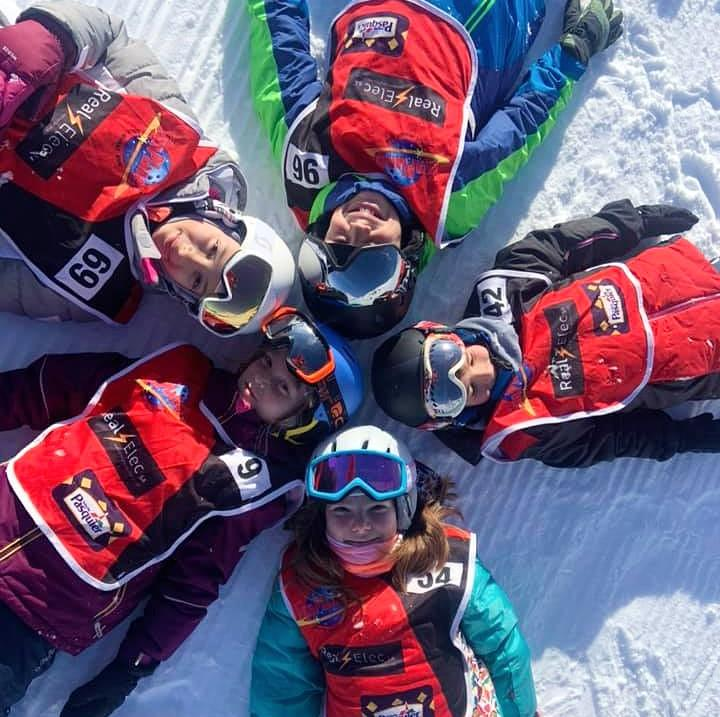 Cours de ski Enfants à Charmey depuis Fribourg