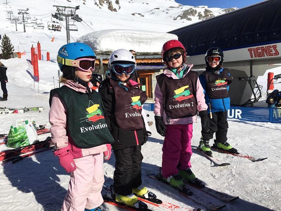"""Cours de ski pour Enfants """"Kids Club"""" (3-5 ans) - Matin"""