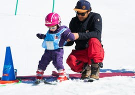 "Kids Ski Lessons ""Kids Club"" (3-5 y.)"