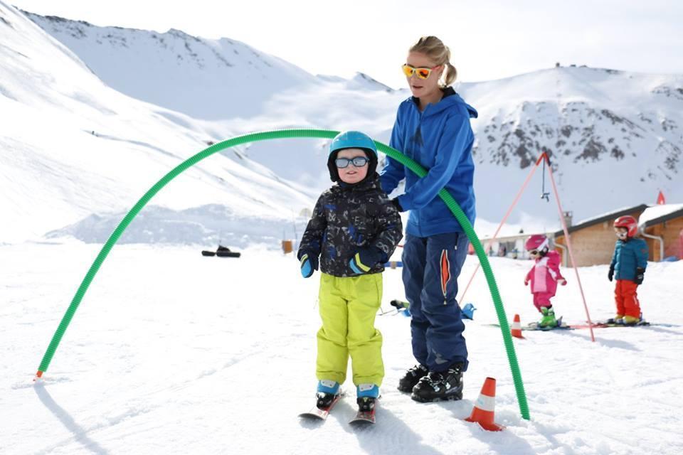 """Cours de ski Enfants """"Jardin d'enfants"""" (3-5 ans)"""