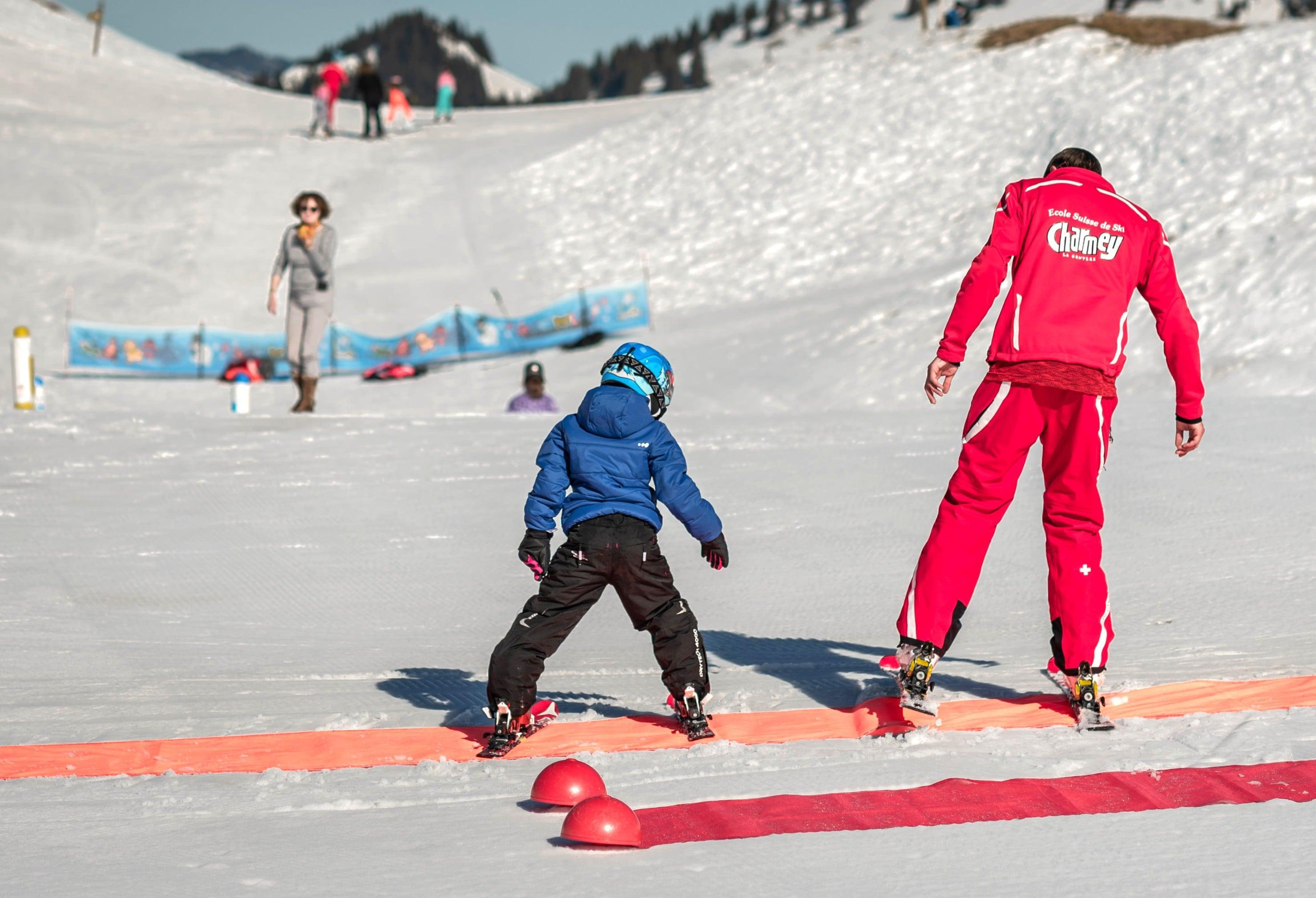 """Cours de ski Enfants """"Jardin des Neiges"""" (3-5ans) - Vacances"""