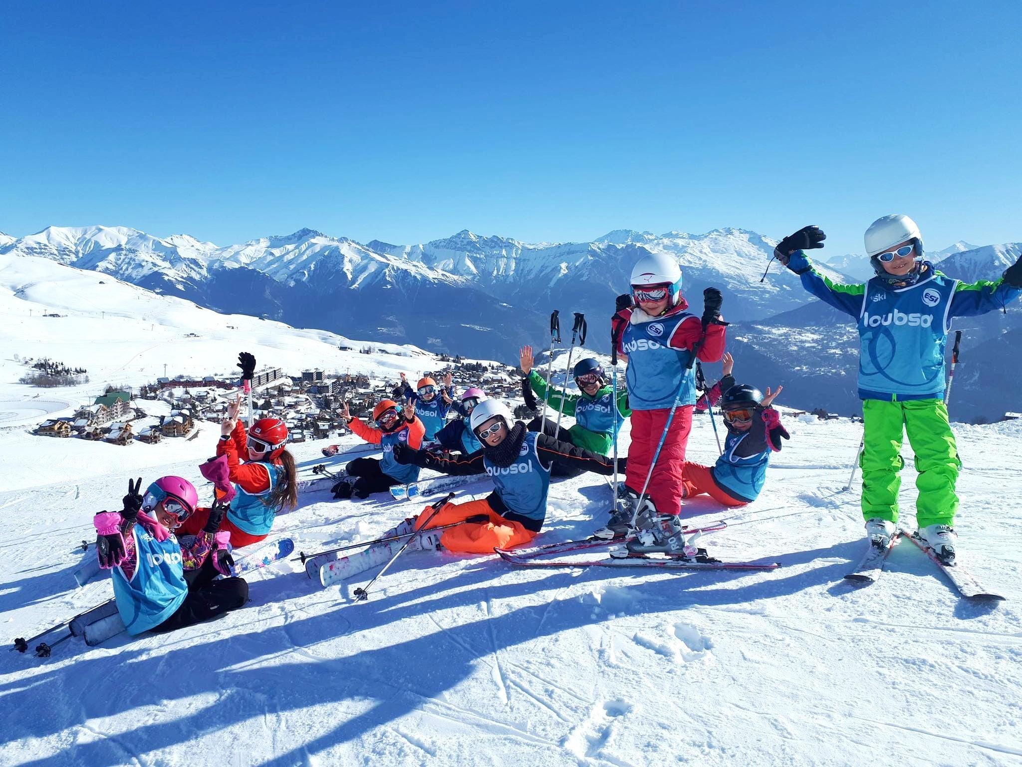 Cours de ski Enfants (6-17 years) - Basse saison