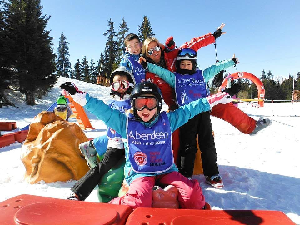 """Cours de ski Enfants """"Mini Club"""" (7-11 ans) Max 5 - Débutant"""