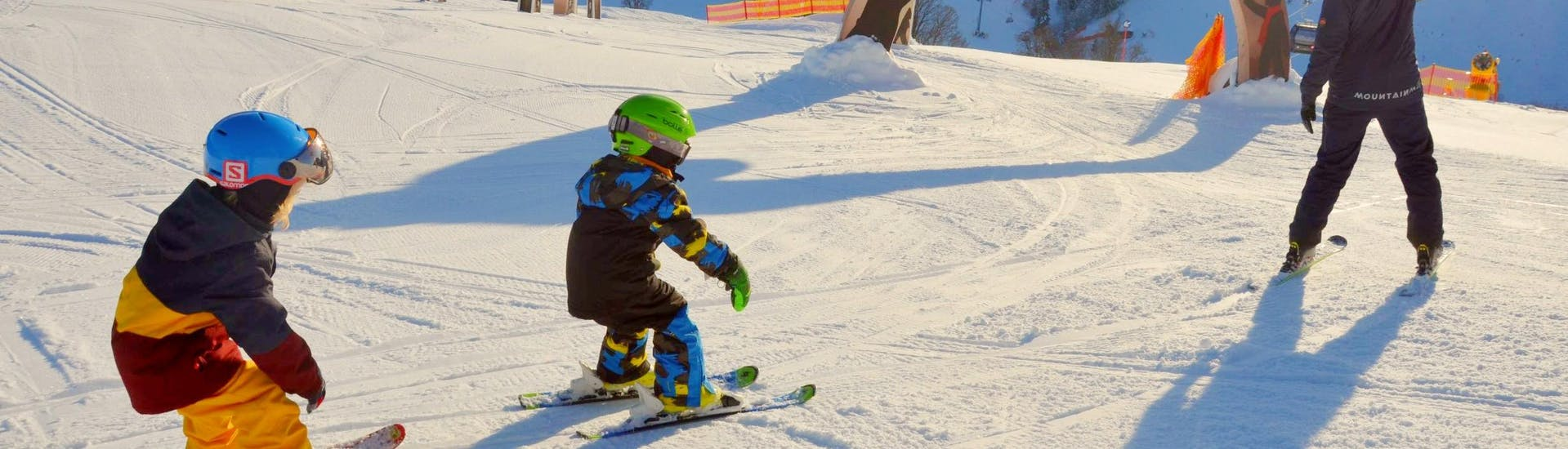 Kinder-Skikurs MAX 7 (ab 6 J.) für Kinder ab Basiskönnen