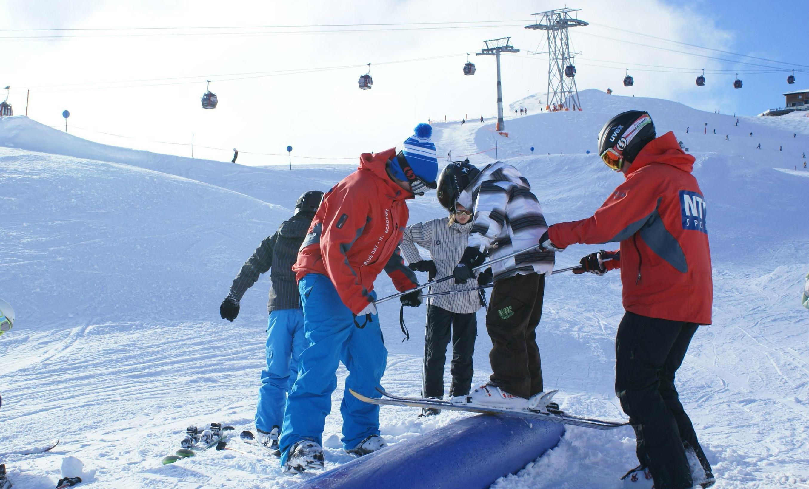 Skilessen voor kinderen vanaf 9 jaar - vergevorderd