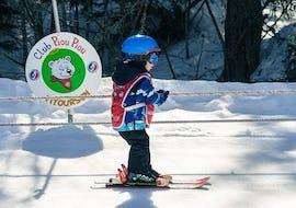 Cours de ski Enfants (3-8ans) à Vallorcine/La Poya - Février