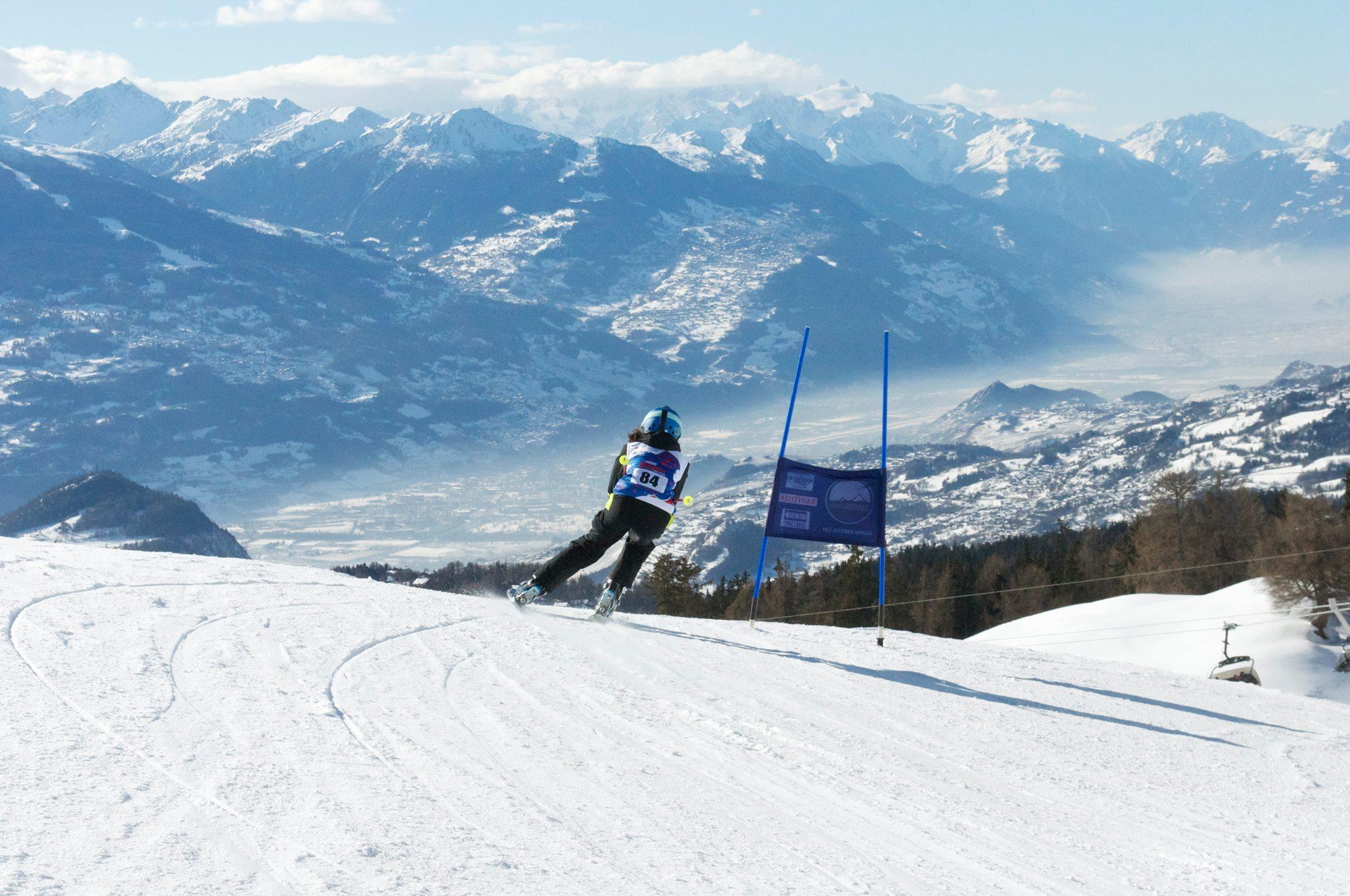 Cours de ski Enfants - Racing FWT Club - Max 5 - Crans