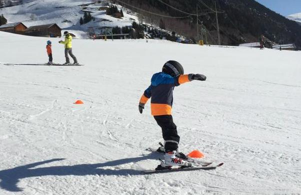 Cours de ski pour Enfants dès 4 ans pour Débutants