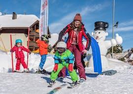 Skilessen voor kinderen voor alle niveaus met Skischule Pertl Turracher Höhe