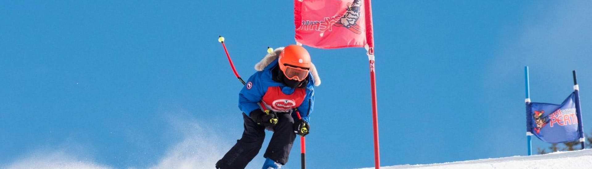 Kids Ski Lessons (6-17 y.) for All Levels with Skischule Pertl Turracher Höhe - Hero image