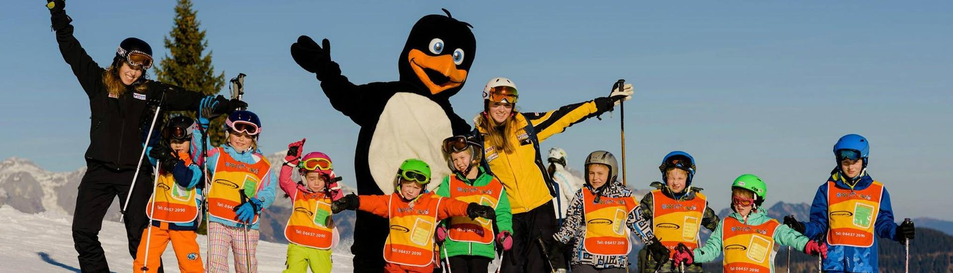 """Ski Lessons """"All-in-One"""" (6-14 years) - With Experience"""