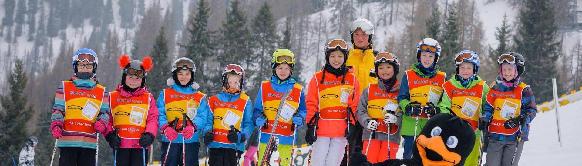 Skilessen voor kinderen en tieners (6-14 jaar) - Gevorderden