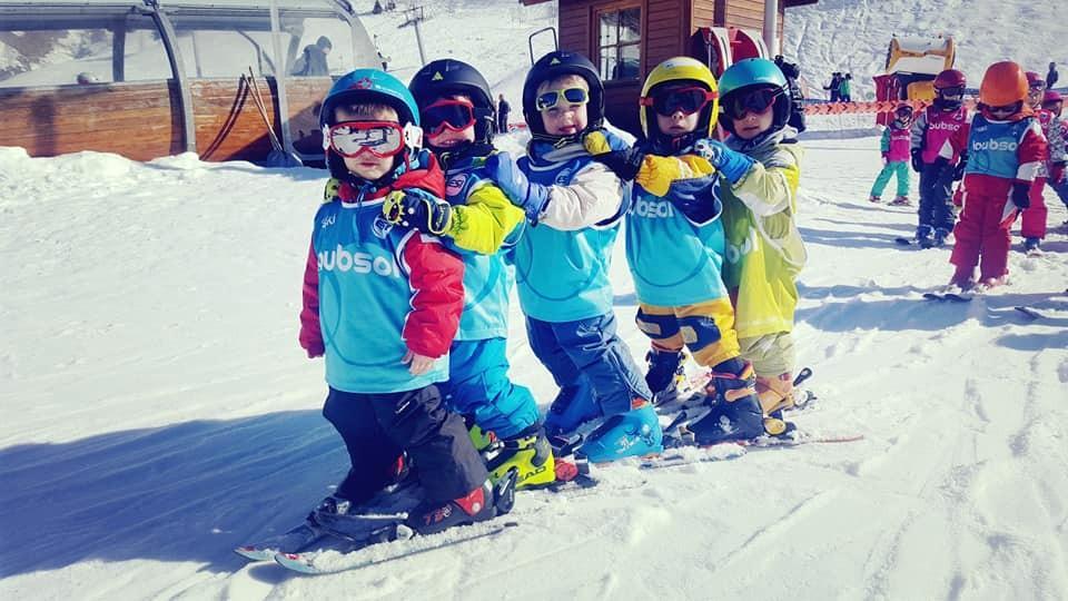 "Cours de ski Enfants ""Jardin des neiges"" (3-4 ans) - Matin"