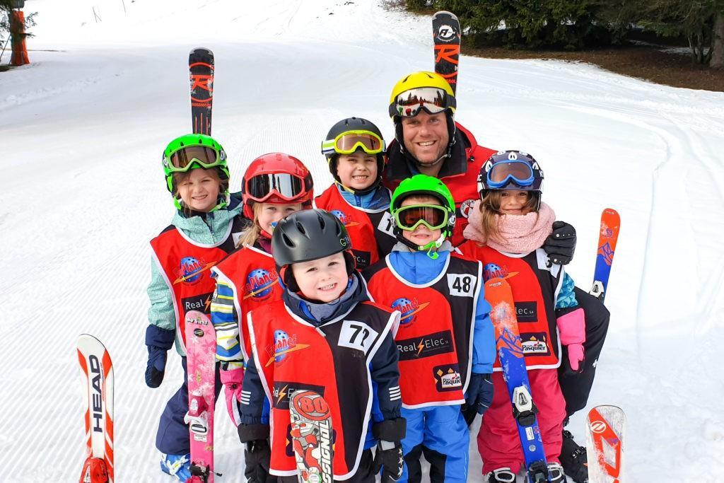 """Cours de ski Enfants """"Jardin des Neiges"""" (3-5 ans)"""