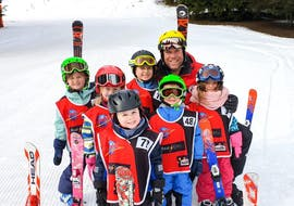 "Kids Ski Lessons ""Snowgarden"" (3-5 years) - Single Lesson"