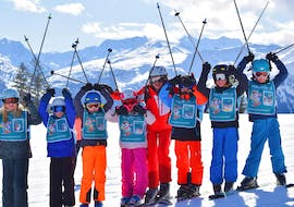 Kids Ski Lessons (5-14 y.) for All Levels
