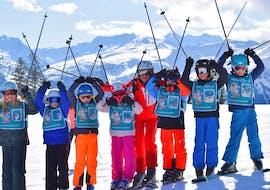 Skilessen voor kinderen (5-14 jaar) van alle niveaus