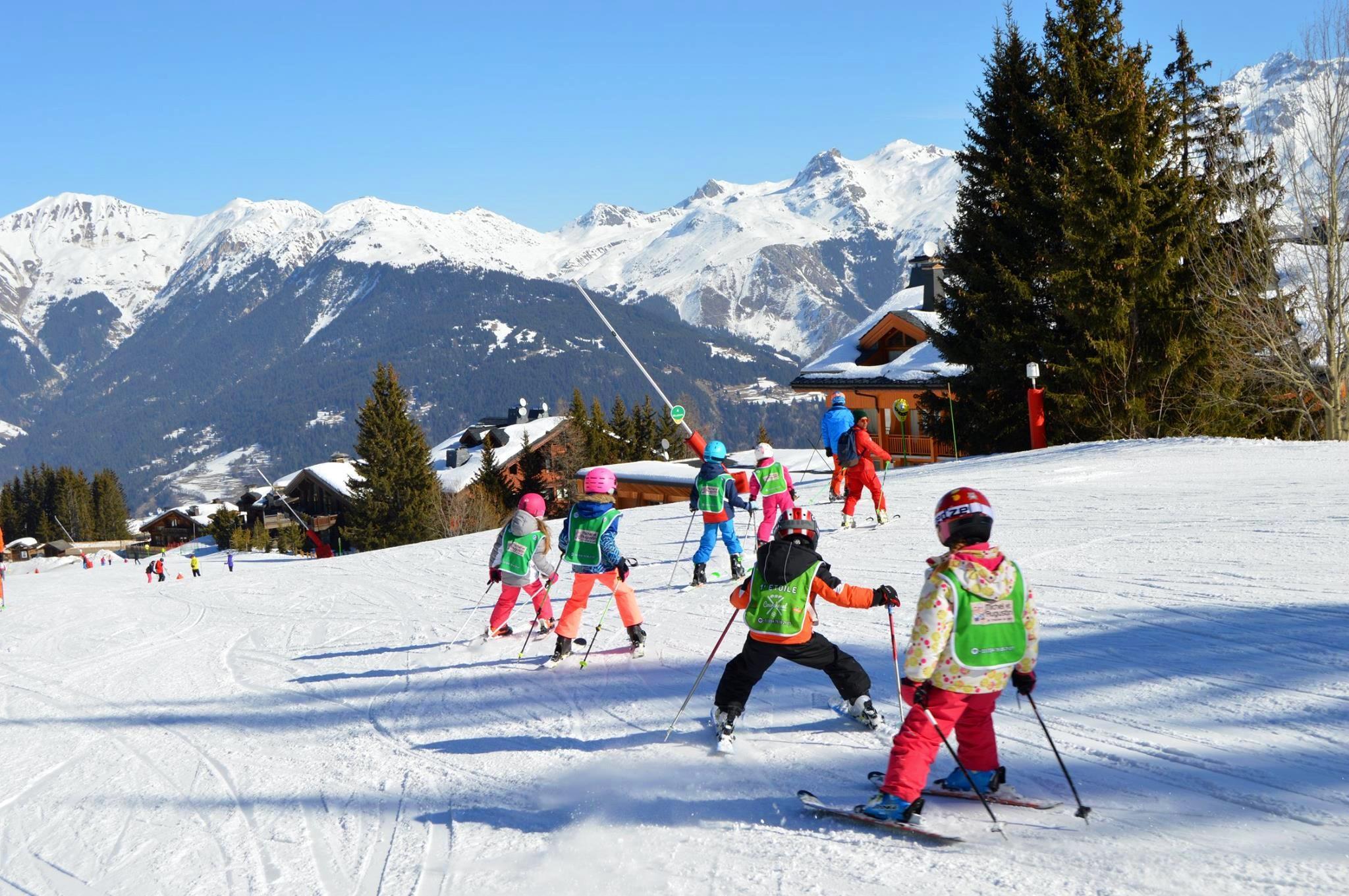 Cours de ski Enfants (6-12 ans) - Super 7