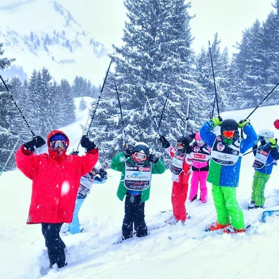 Cours de ski Enfants (7-17 ans) - Week-end