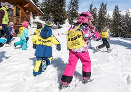 Kids Ski Lessons (3-5 years) - With Daycare