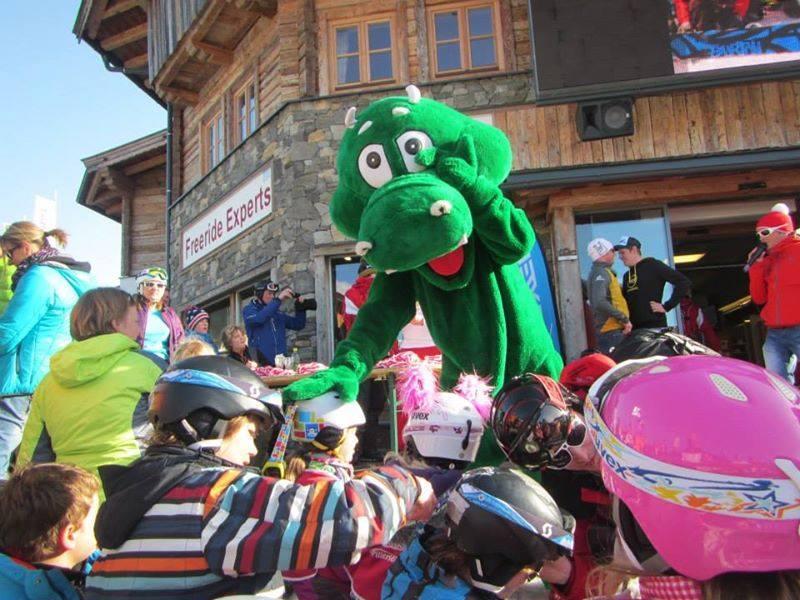 Skilessen voor kinderen met crèche (3-5 jaar)
