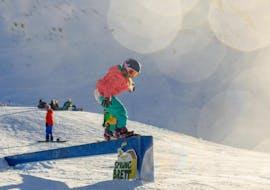 Cours de snowboard dès 7 ans pour Tous niveaux